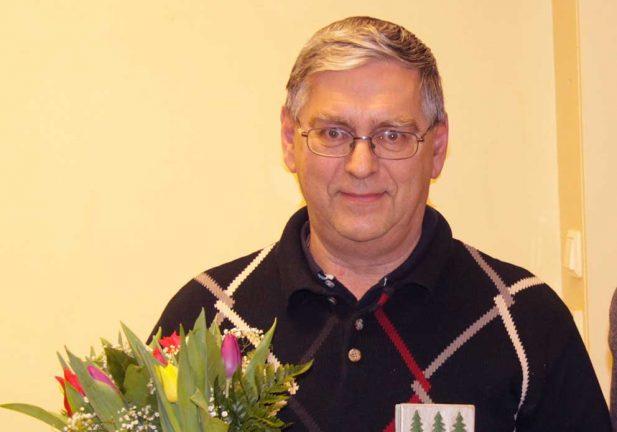Kjell Eriksson 70 år