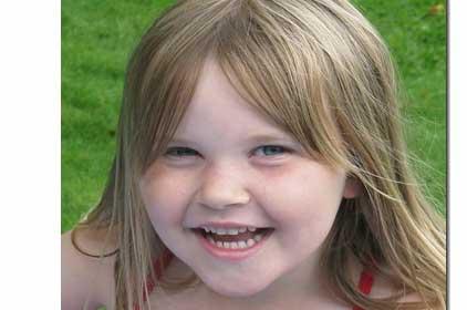 Moa Wilhelmsson 6 år