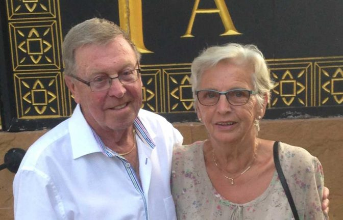 Diamantbröllop – Birgitta och Wide