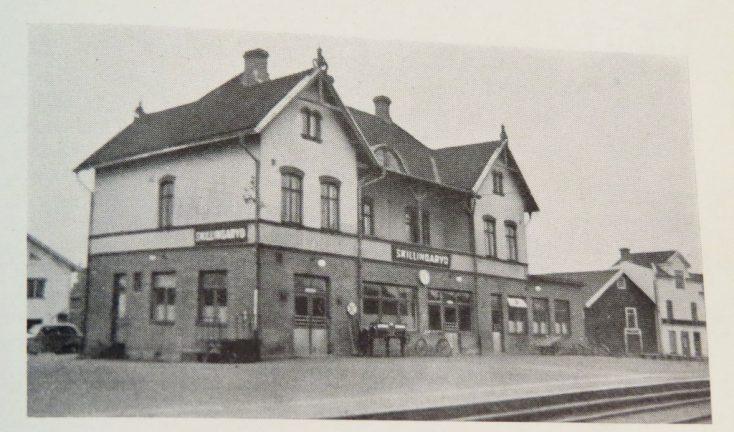 Järnvägsmuseet i Skillingaryd, del 1