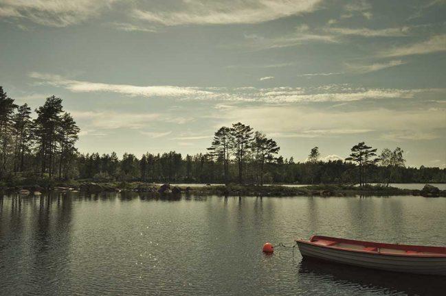 Iläggningsplats önskas i Hjortsjön