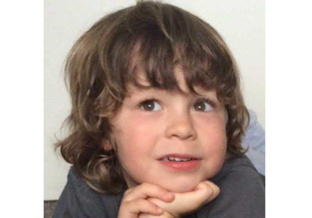 Ashton Gilfoyle 4 år