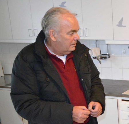 Bengt-Åke Thelin har avlidit