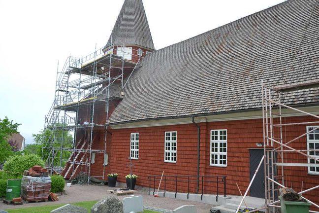 Sommarmusik i Bondstorps kyrka