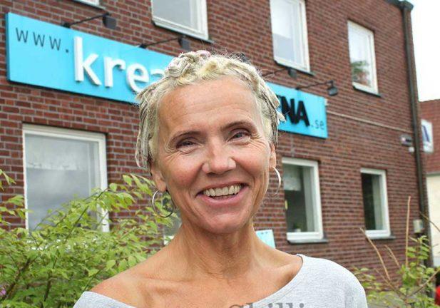 Cathrine: Jag har aldrig varit ett Leader-projekt