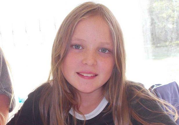 Cayla Mir 11 år