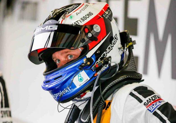 Nya DTM-poäng för Felix Rosenqvist