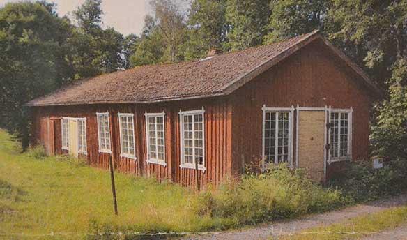 Genrep i hjulverkstaden i Kvarnaberg