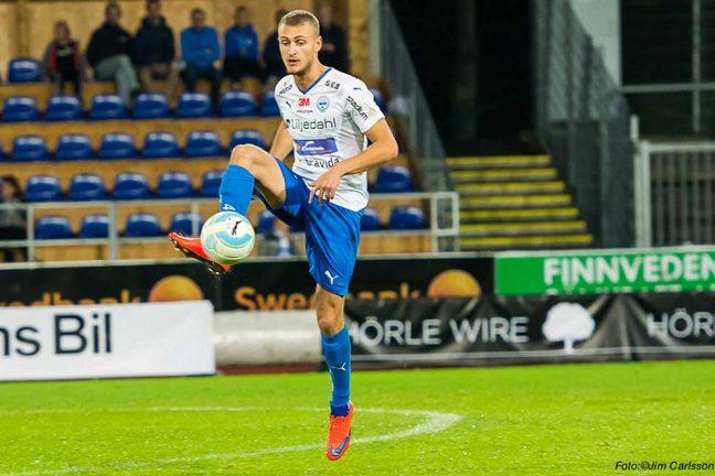 IFK:s lag mot Syrianska