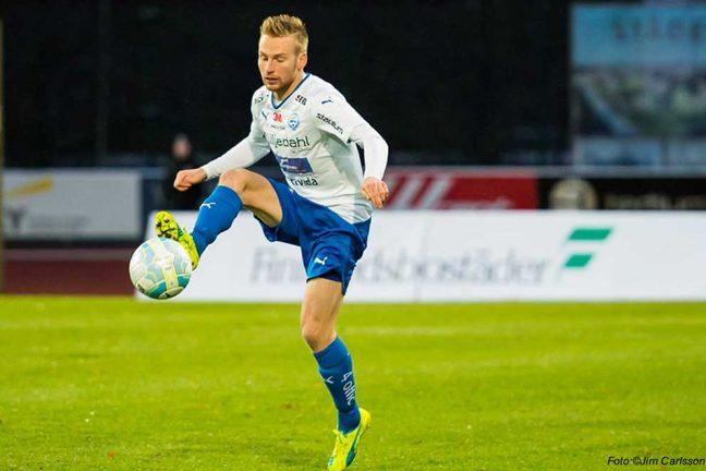 Tobias Englund lämnar IFK