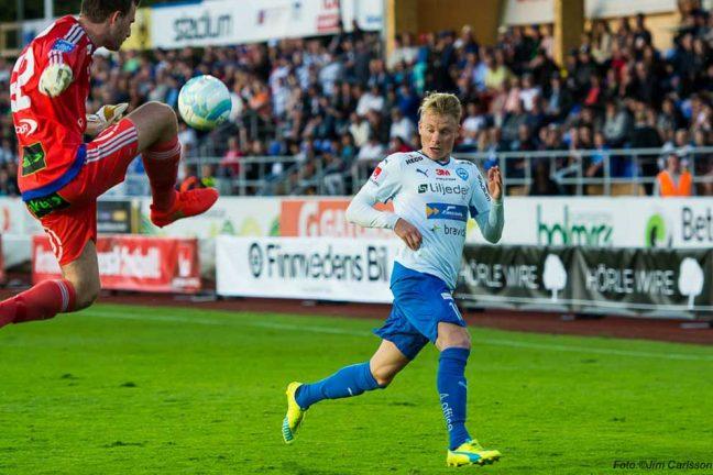 IFK:s lag mot Trelleborg