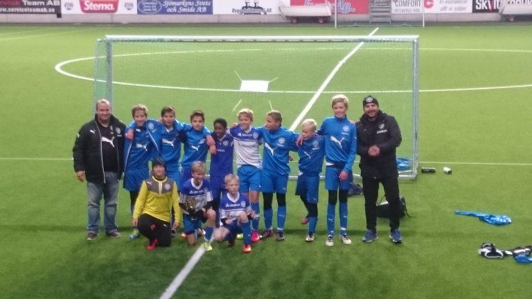 IFK Värnamo P04 vann i Borås