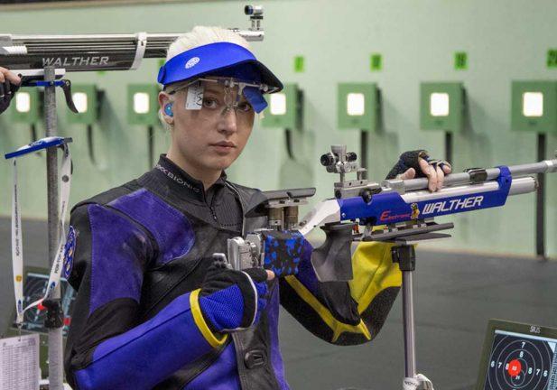 Inget OS för Michaela Arvidsson
