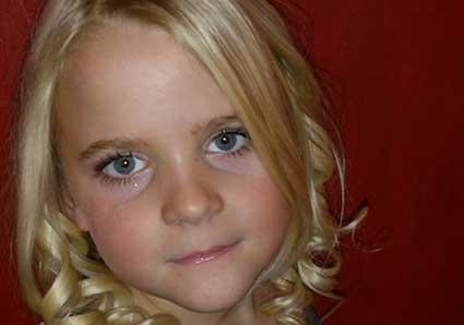 Sara Gustafsson 10 år