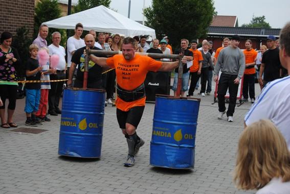 Sveriges starkaste man ska koras