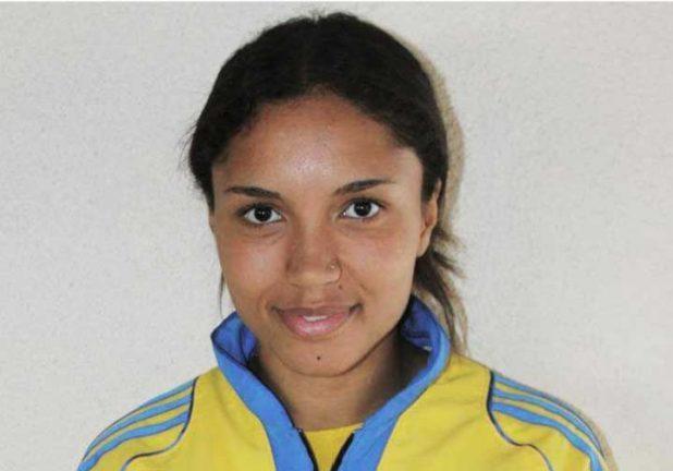 Agnes Alexiusson klar för OS i Tokyo