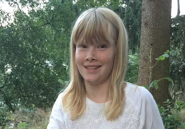 Alma Smedberg 12 år