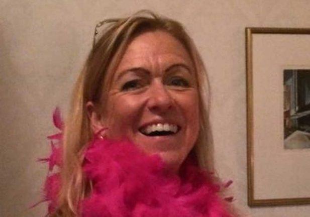 Anette Karlsson 50 år