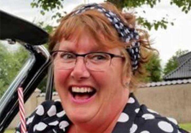 Anita Jonsson 50 år