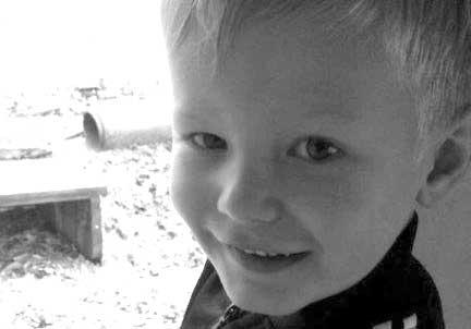 Anton Melander 5 år
