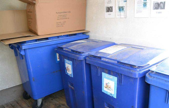 Kommunstyrelsen enig om avfallssamarbete