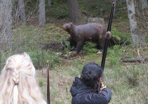 Det finns björn i Kärda…