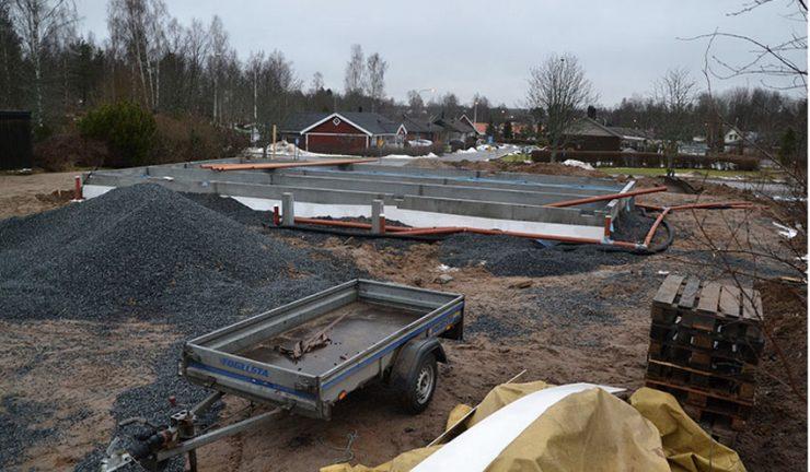 Byggklara tomterna snart slut i Vaggeryd