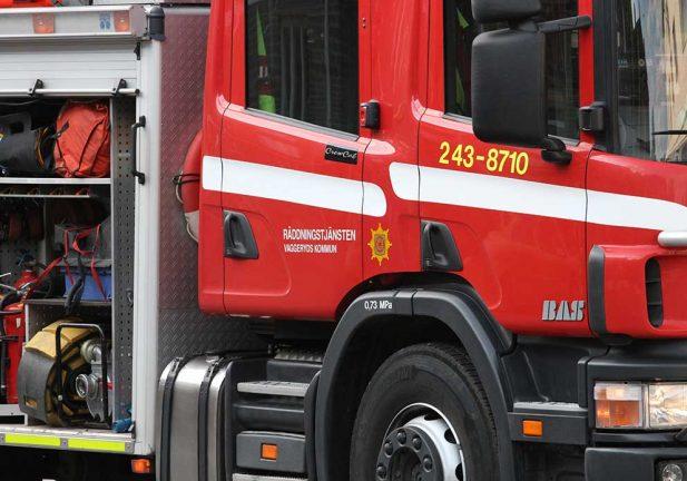 VIDA utvecklar brandsäkerheten