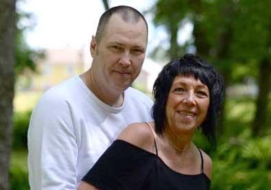 Nygifta – Maria Mia och Mats