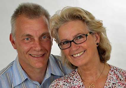 Nygifta – Gunilla och Åke