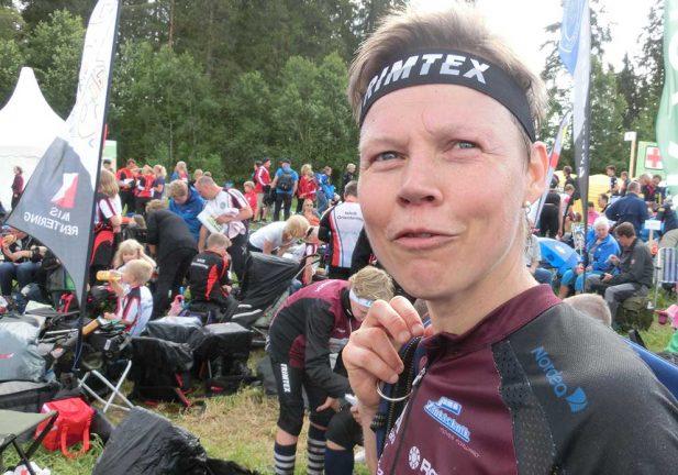 Carina och Axel bäst i Sverige