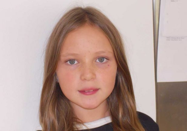 Cayla Mir 12 år