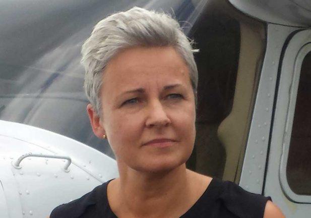 Charlotte Lönnblad 50 år