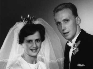 Guldbröllop – Brigitta och Erland
