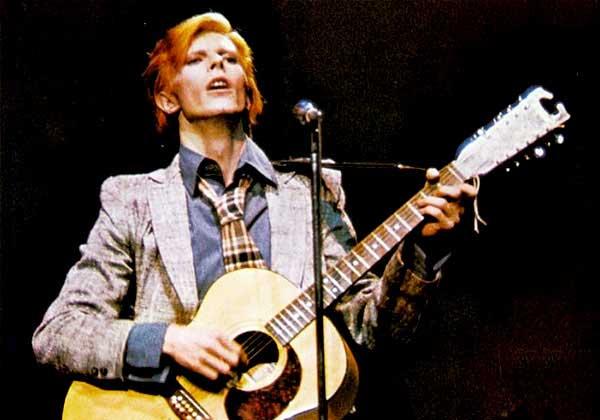 David Bowie är avliden