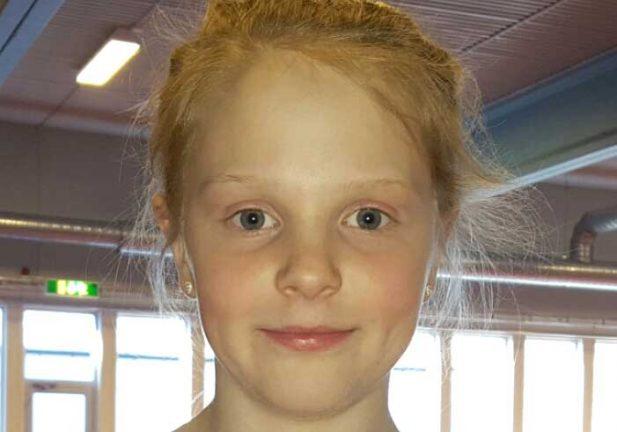 Emma Sandin 11 år