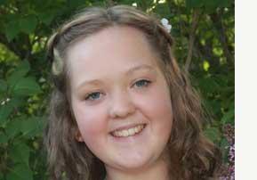 Esther Sandberg  13 år
