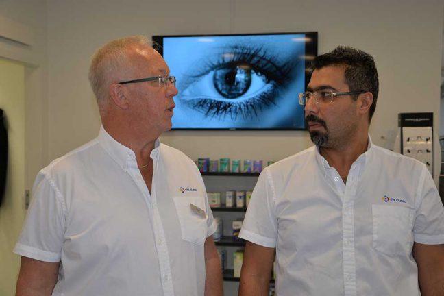 Eye Clinic i Värnamo  expanderar