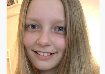 Felicia Linner 11 år