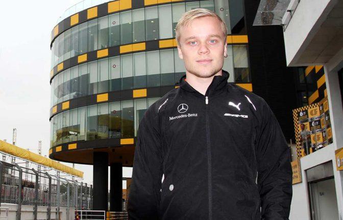 Felix kontrakterad för DTM och GT