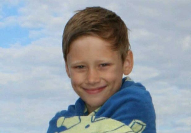 Felix Wilsson 10 år