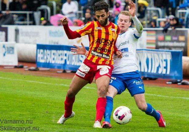 Freddy blir kvar i IFK Värnamo