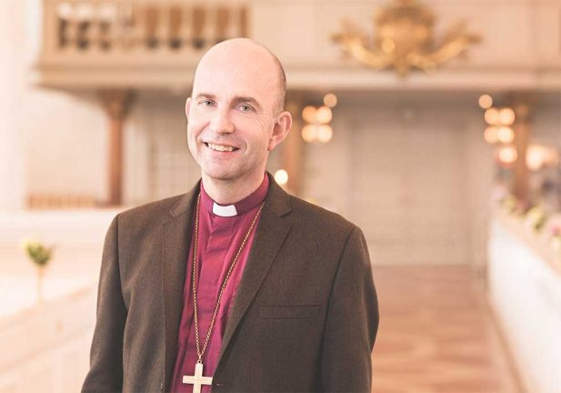 Andakter med biskopen att vakna till