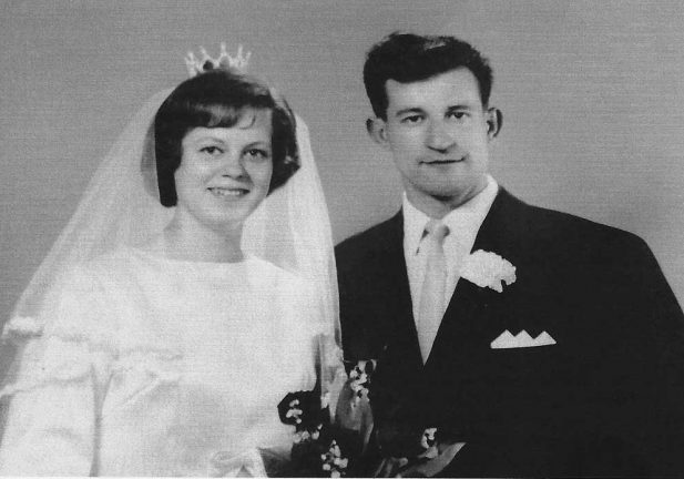 Guldbröllop  Jan och Margitha Larsson