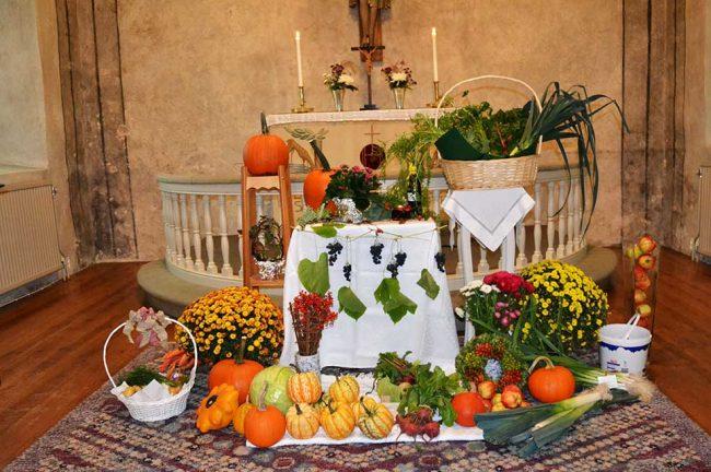 Tacksägelsedagen firades i Hagshult