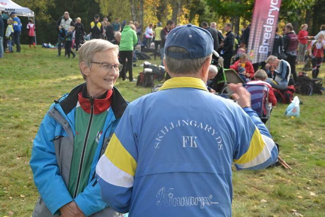 Lisbeth femma på Gotland