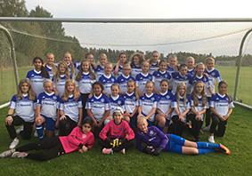Dubbla seriesegrar för IFK