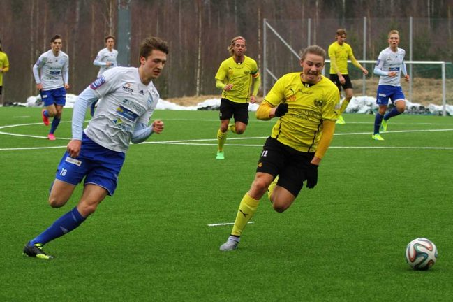 IFK U19 föll i Ligacupen