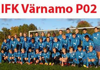 2 x seriesegrare för FK P02