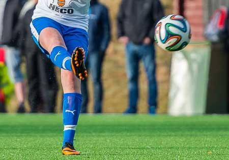 IFK-damerna U vann med 4–0